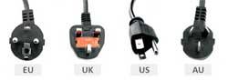 ASUS Vivobook X202E Series Netzstecker